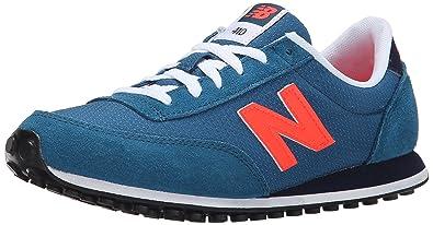 new balance orange blau