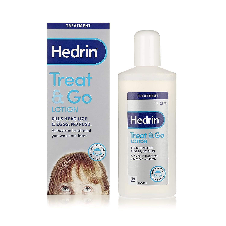 Hedrin Treat and Go Lotion, 250 ml Thornton & Ross Ltd. 155588