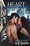 Heart of the Cat: Sarafin Warriors Book 3 (English Edition)