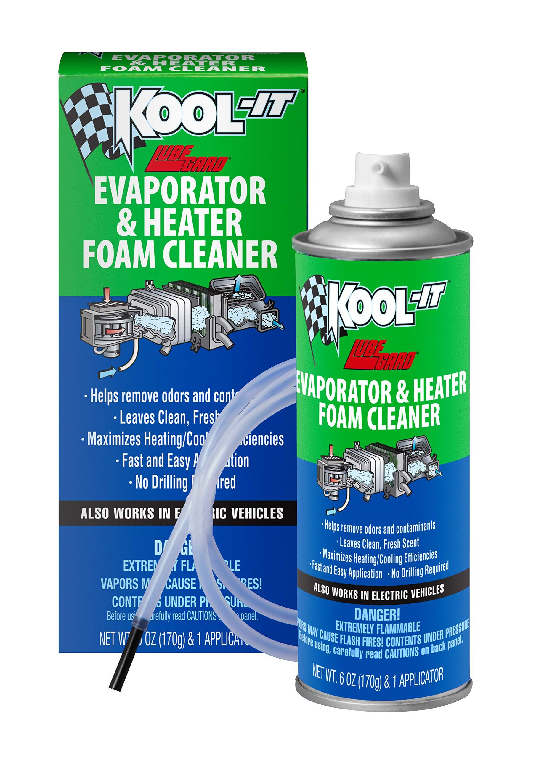 Lubegard 96030 Kool-It Evaporator and Heater Foam Cleaner
