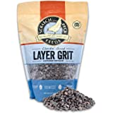 Scratch and Peck Feeds Cluckin' Good Grit Supplement for Chickens and Ducks - Supports Healthy Gizzard Development - 7-lbs