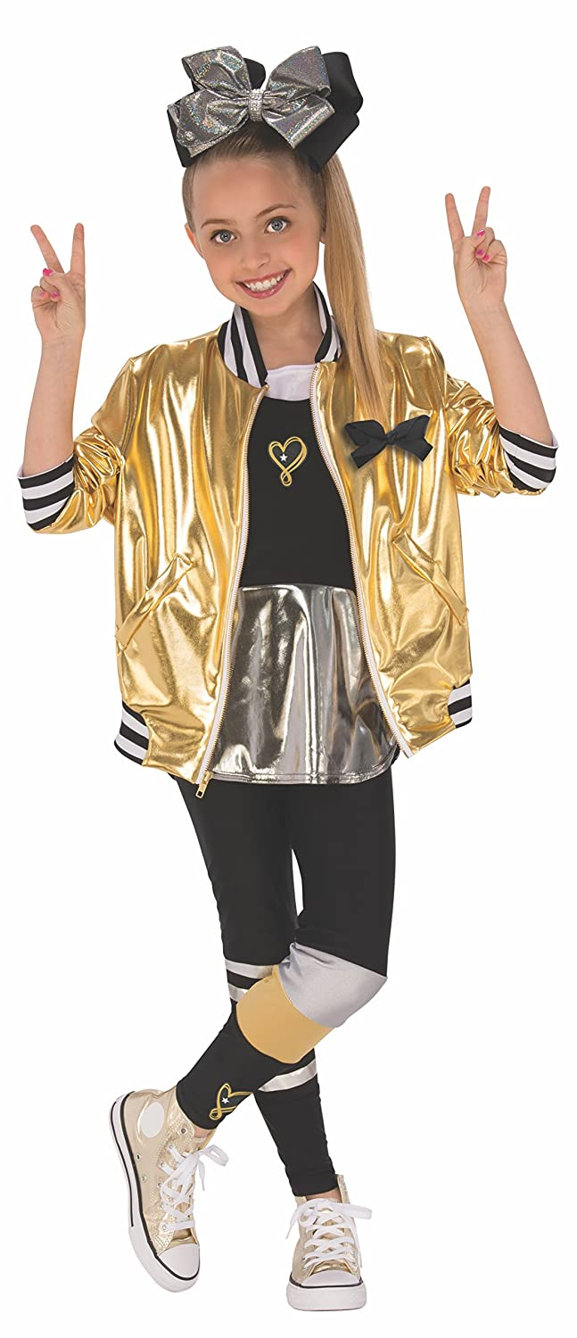 6ae369d411116 Girls JoJo Siwa Dancer Outfit Costume: Amazon.ca: Toys & Games