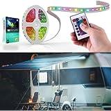 LATCH.IT LED Lights for RV Awning | DIY Kit | 12' LED Awning Lights for RV & Campers | IP68 Waterproof RV Awning Lights…