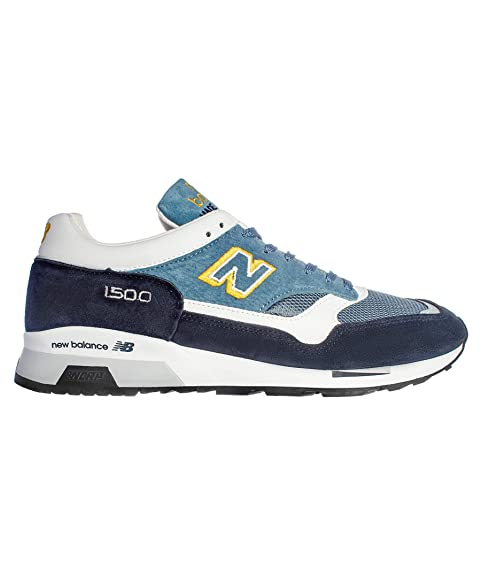 New Balance M1500 D, NBW navy-yellow, 10,5
