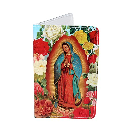 Virgin mary business credit id card holder at amazon womens virgin mary business credit id card holder reheart Choice Image