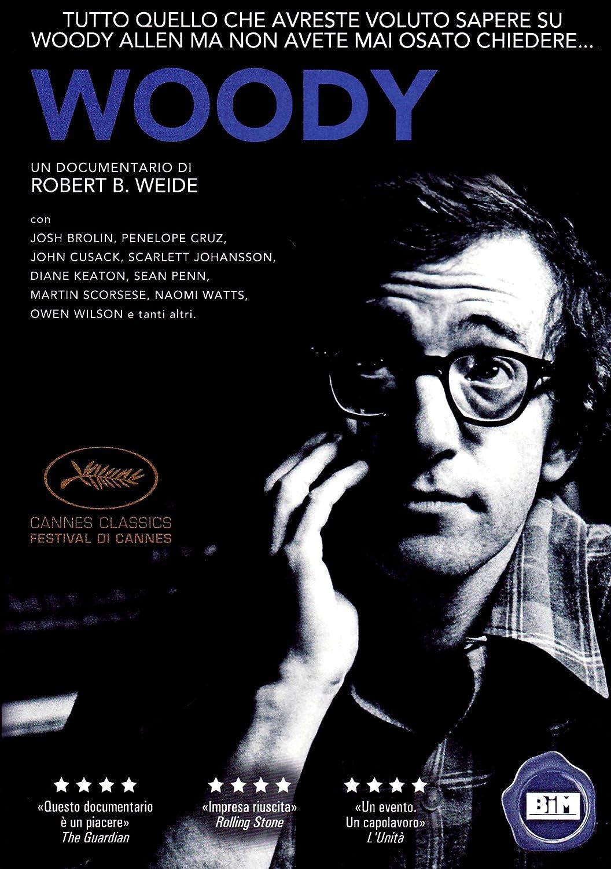 Woody [Italia] [DVD]: Amazon.es: Woody Allen, Robert B. Weide ...
