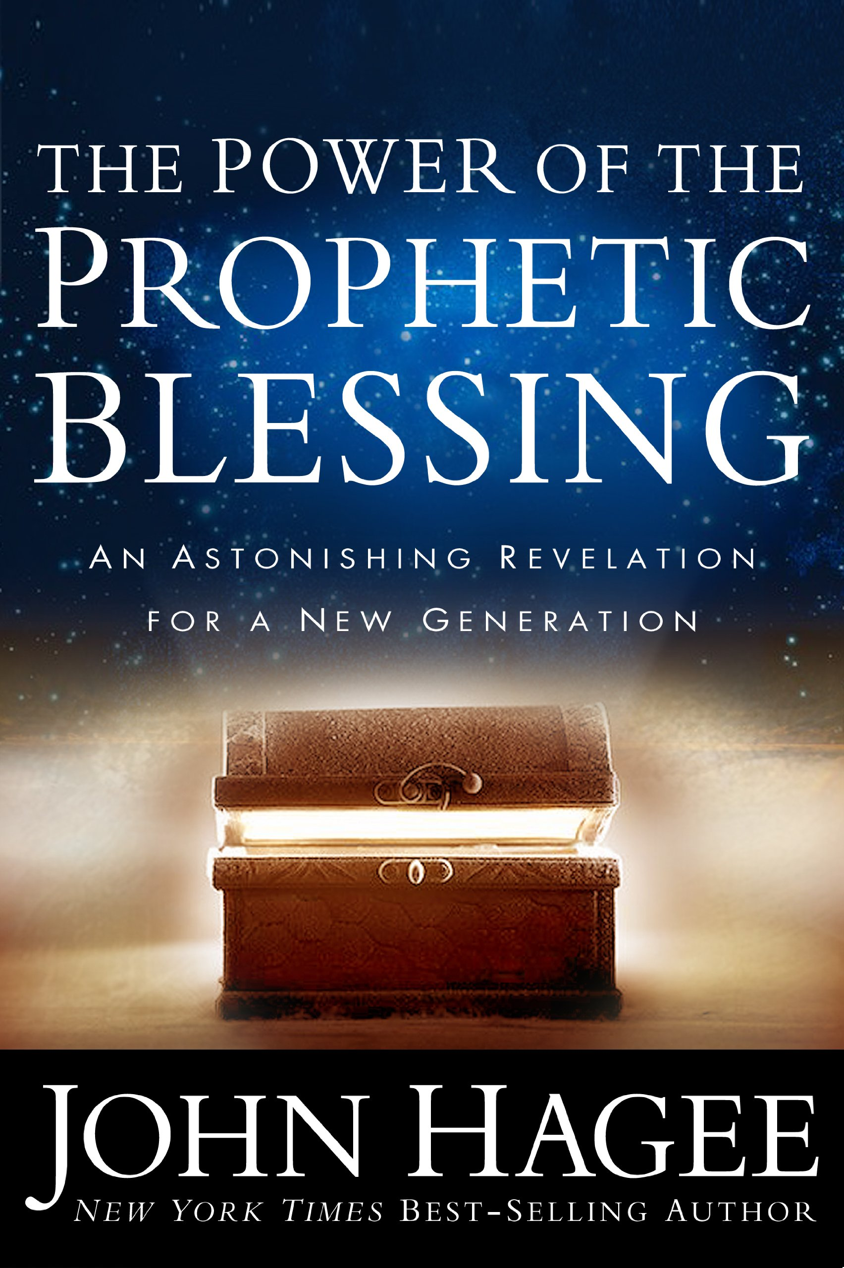 The Power Of The Prophetic Blessing: John Hagee: 9781617950773: Amazon:  Books