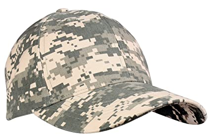 Amazon.com  Rothco Supreme Camo Low Profile Cap b319bc0b54