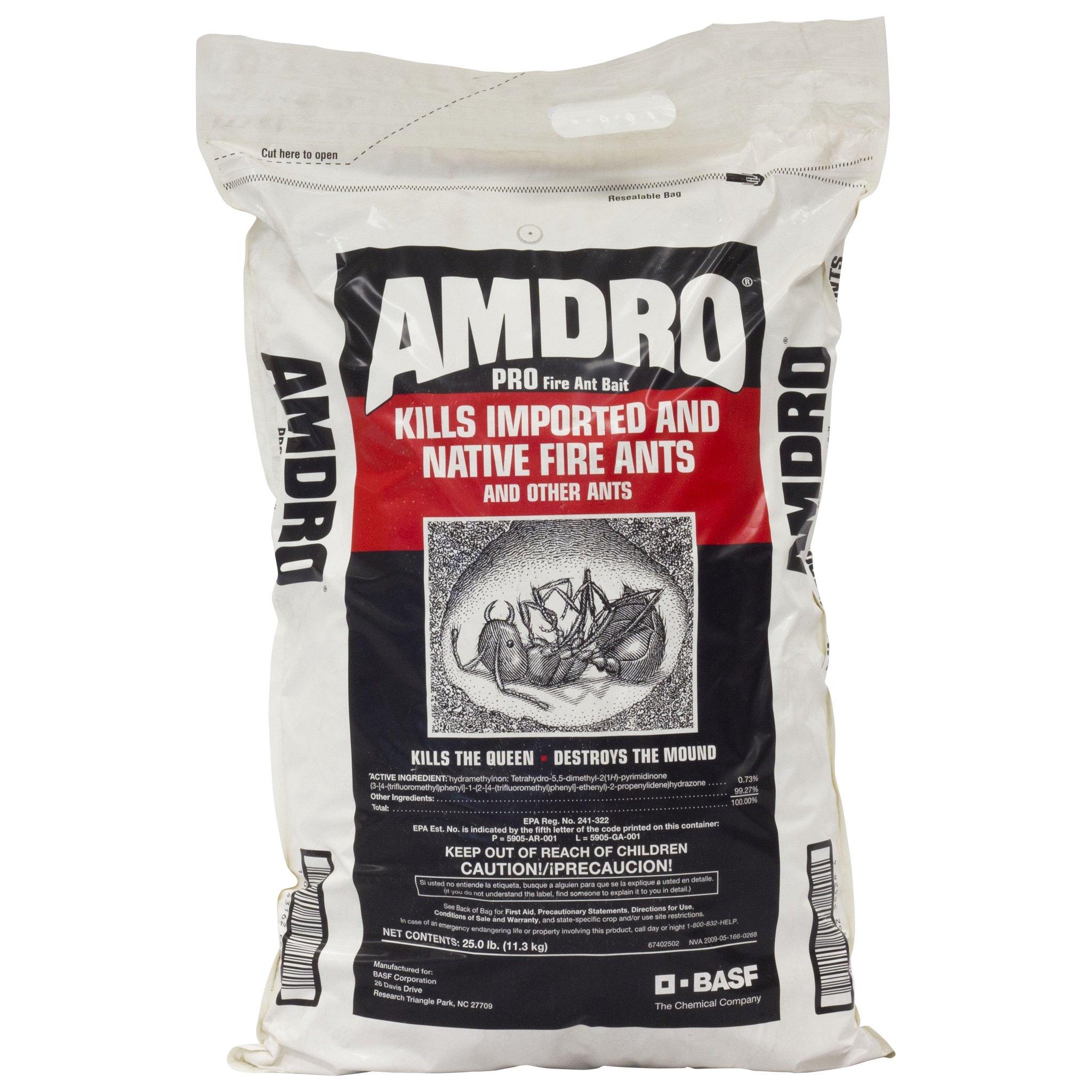 Amdro Pro Fire Ant Bait - 25 Pound Bag