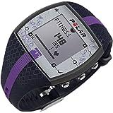 Polar FT7 Cardiofrequenzimetro, Resistente all'Acqua - 30 M, Blu/Lilla
