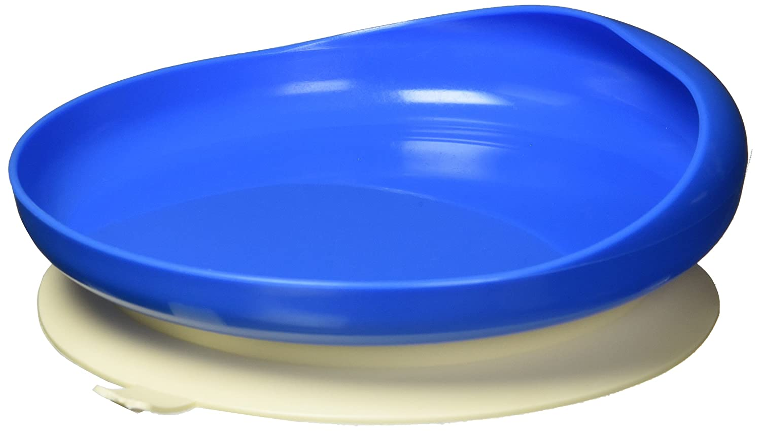 SP Ableware 64215bleware Scooper Plate with Suction Cup Base