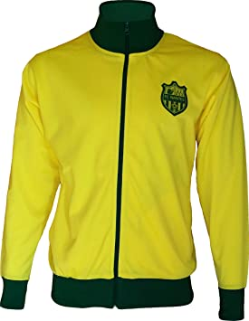 a8ae3eb69e FC NANTES Veste zippée Collection Officielle Football Club Nantes  Atlantique - FCNA - Taille Adulte Homme