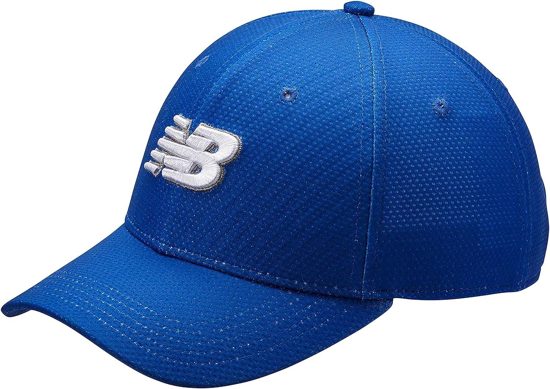 New Balance Men's and Women's Knit Training Hat, Adjustable Moisture Wiicking Snapback Cap