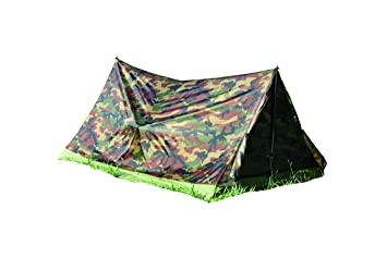 Texsport 2 Person Camouflage Trail Tent  sc 1 st  Amazon.com & Amazon.com : Texsport 2 Person Camouflage Trail Tent : Backpacking ...