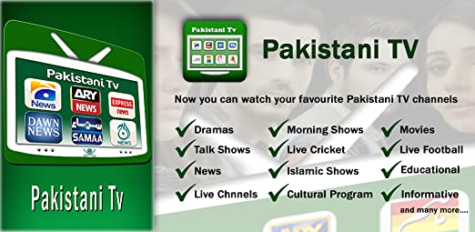 Amazon com: Pakistani TV: Appstore for Android