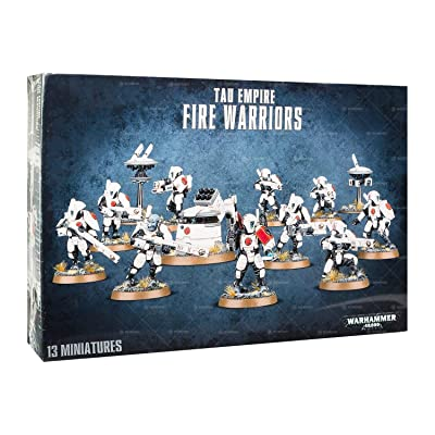 Tau Fire Warriors Strike Team (2015): Toys & Games