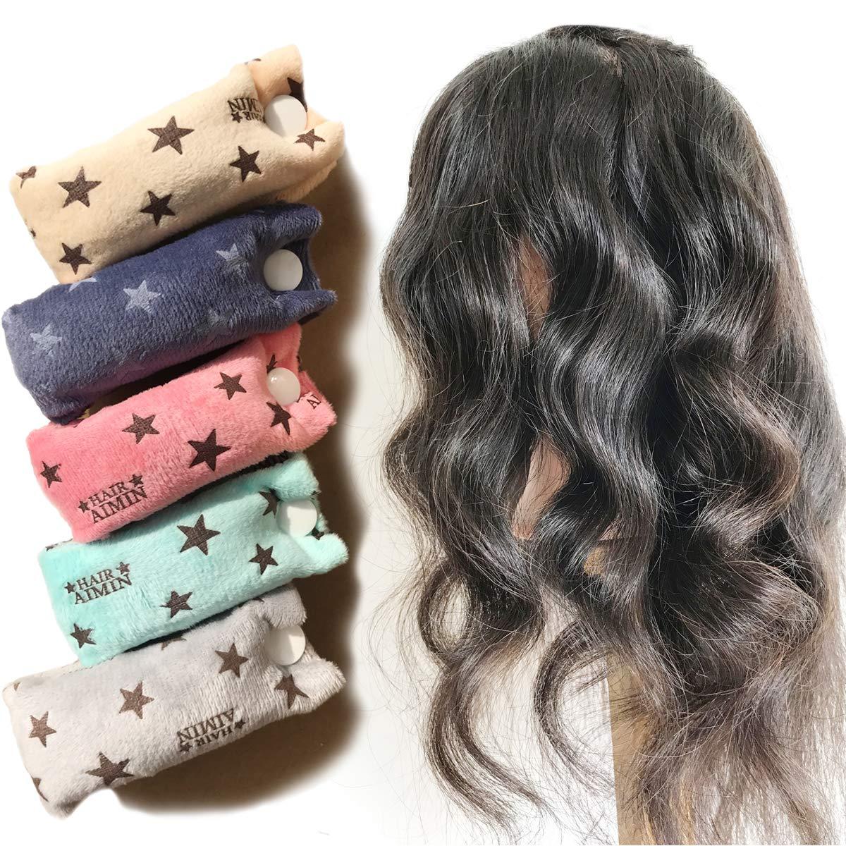 Aimin Hair Soft Light Rollers Sleep Sponge Hair Curler Foam Hair Styling Rollers