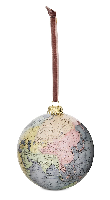 3-3//4 Pavilion Gift Company 61018 Grandpa Globe Ornament