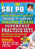 SBI PO Probationary Officer Phase – II (Main) Online Exam Superfast Practice Sets—English - 1345
