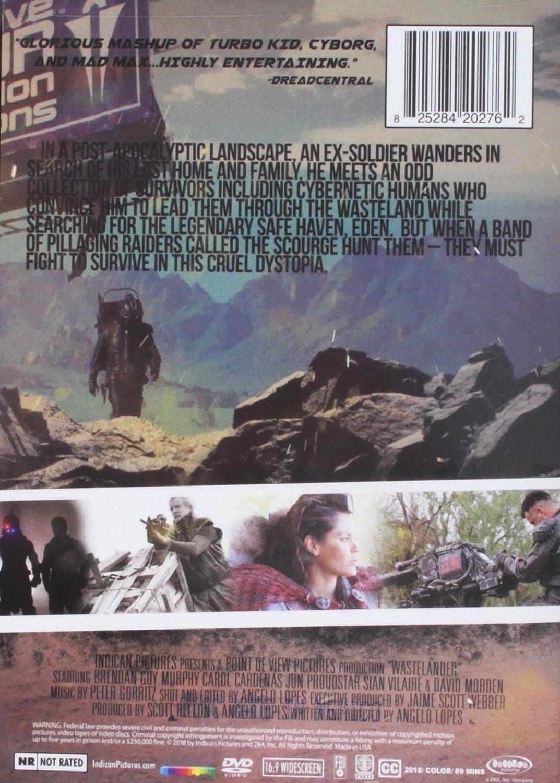 Amazon com: Wastelander: Sian Vilaire, Angelo Lopes: Movies & TV