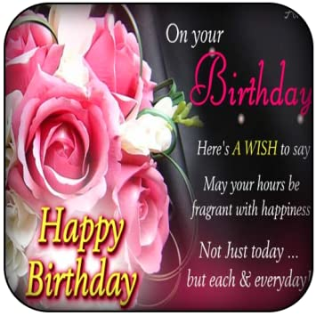 What Other Items Do Customers Buy After Viewing This Item Happy Birthday Quotes Cards