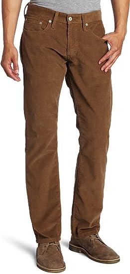 Levi S 514 Pantalon De Pana Recto Para Hombre Cougar 34w X 34l Amazon Com Mx Ropa Zapatos Y Accesorios