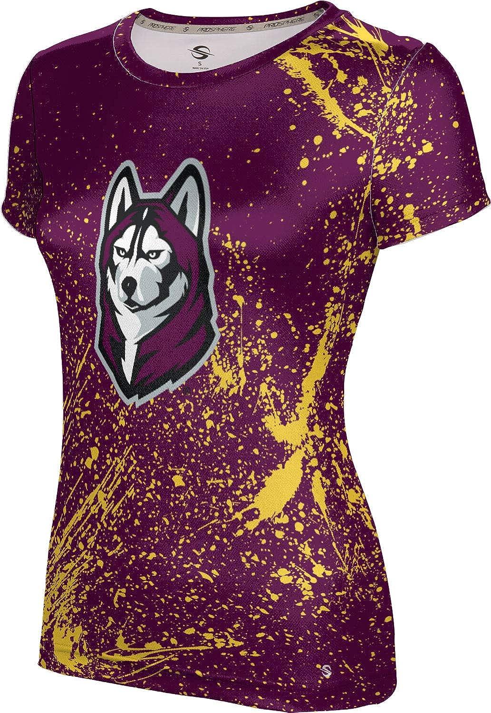 ProSphere Bloomsburg University Girls Performance T-Shirt Splatter