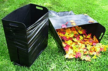 Bag Butler 3 Pack Lawn And Leaf Trash Bag Holders