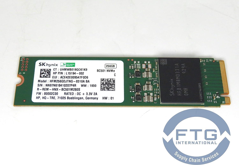 L15194-002 HFM256GDJTNG-8310A SSD 256GB PCIe NVMe Value