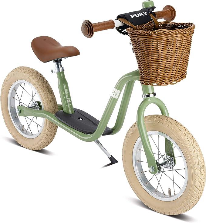 Puky LR XL Classic Retro - Bicicleta infantil, color verde: Amazon ...