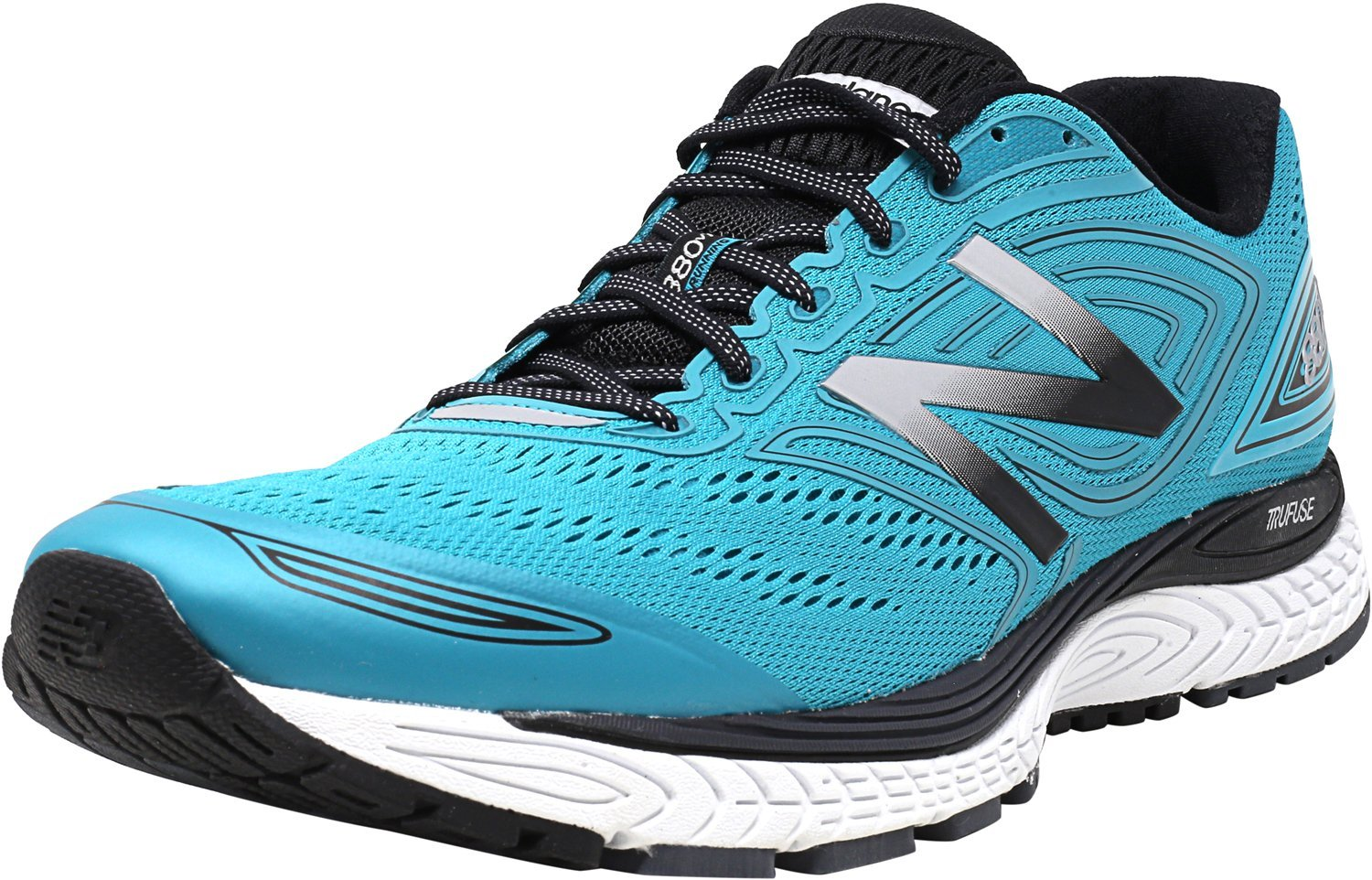 New Balance Men's M880pw7 B01MQZQHRG 12 D(M) US|Teal