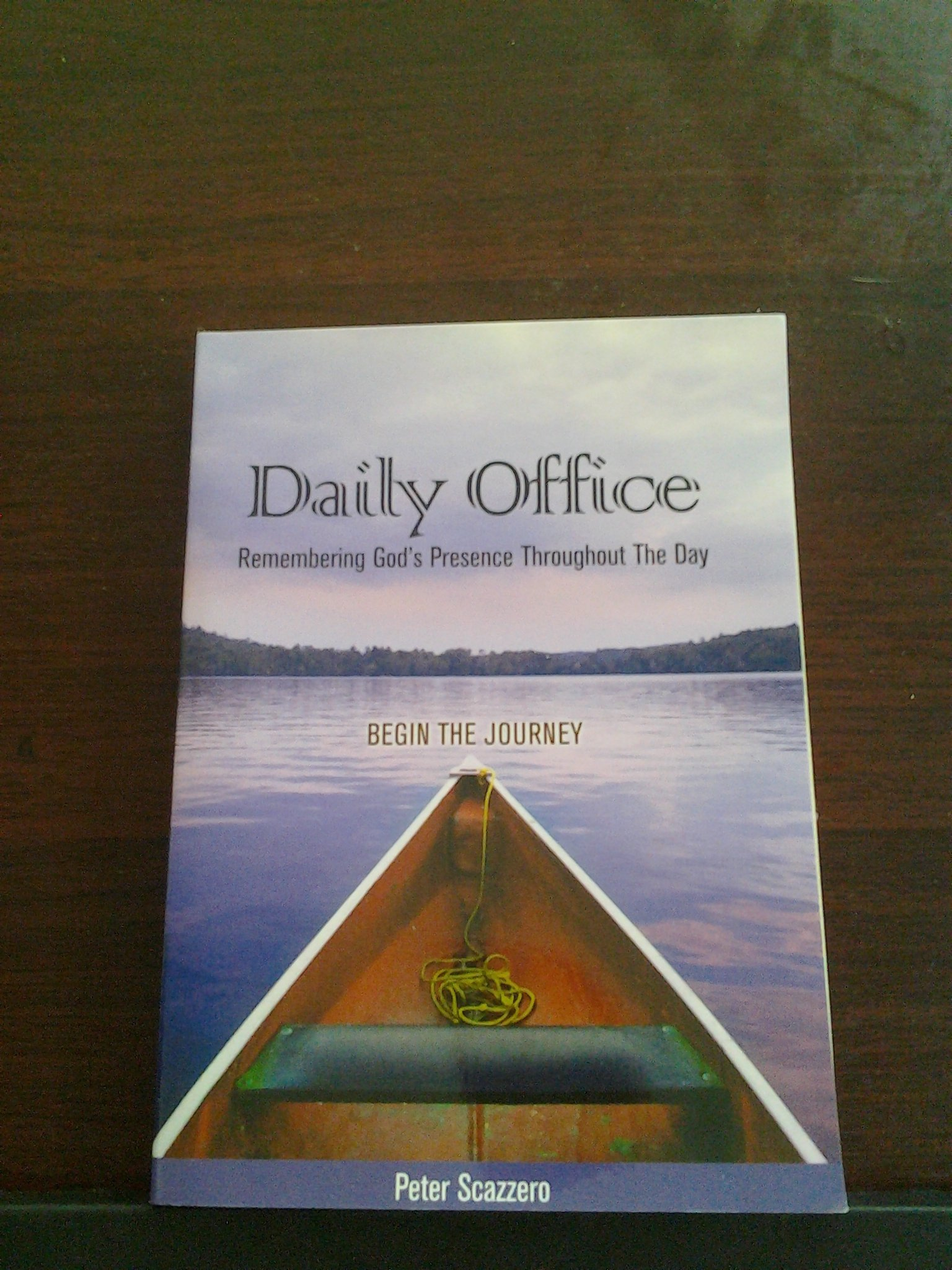 Download Daily Office- Remembering God's Presence Throughout The Day: Begin The Journey pdf epub