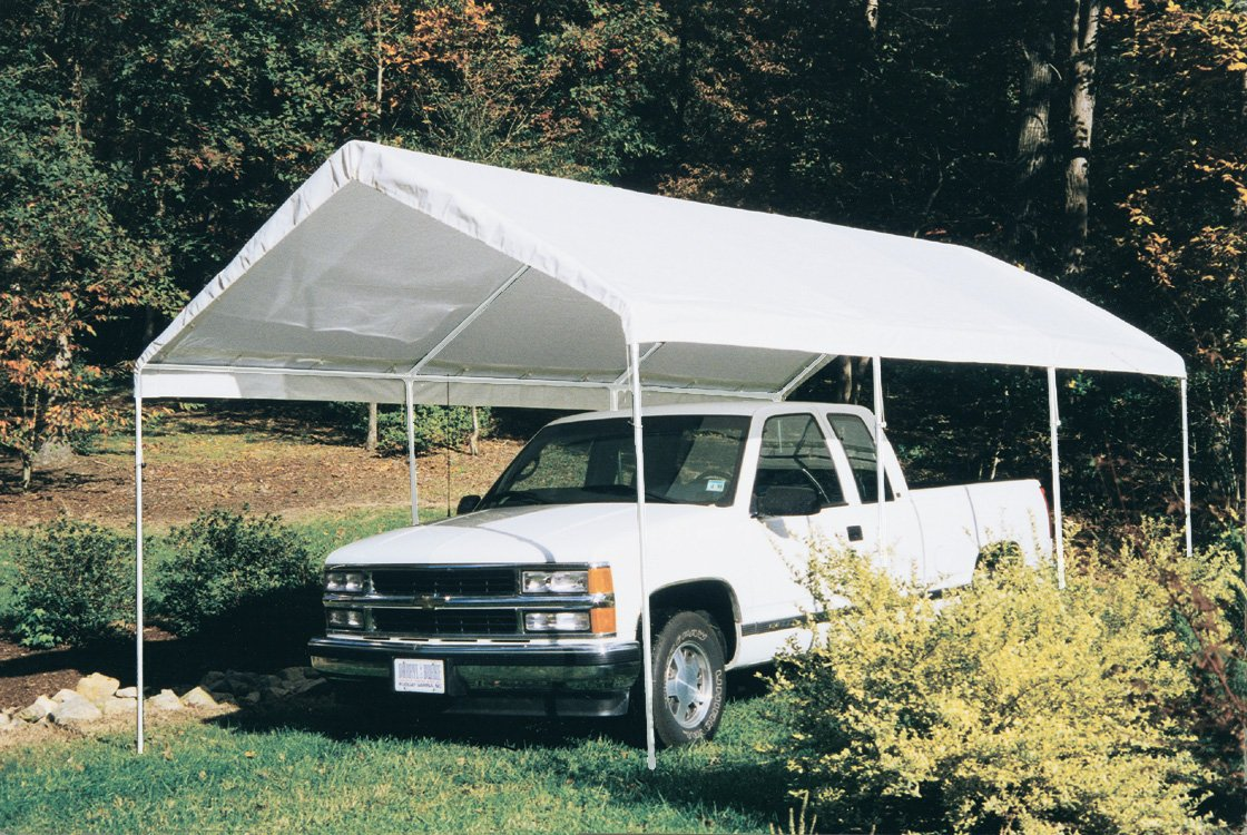 Amazon.com  King Canopy 10 x 20 foot Universal Canopy White  Sun Shelters  Garden u0026 Outdoor & Amazon.com : King Canopy 10 x 20 foot Universal Canopy White : Sun ...