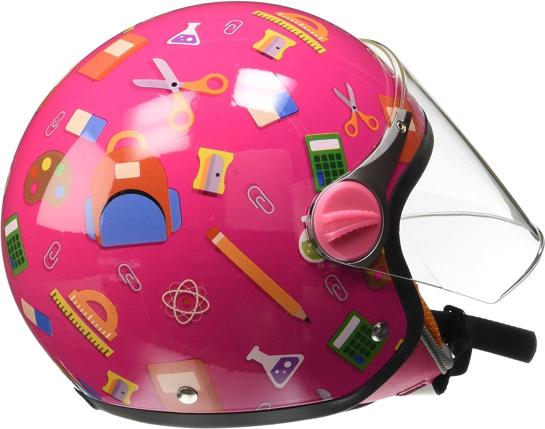 White BHR 94105 Baby Helmet 713 51//52