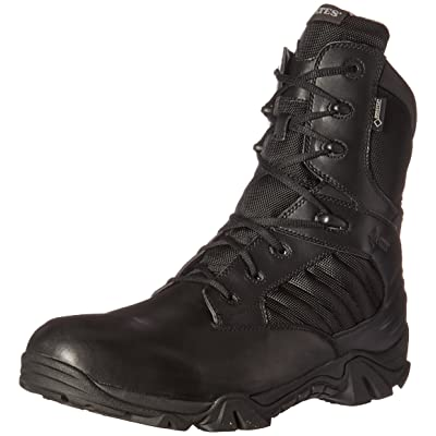 Bates Men's GX-8 Gore-Tex Insulated Side Zip Military & Tactical Boot: Shoes