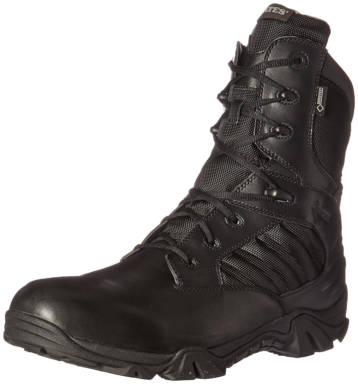 8f00c739373 Bates Men's GX-8 Gore-TEX Side-Zip Insulated Waterproof Boot: Amazon ...