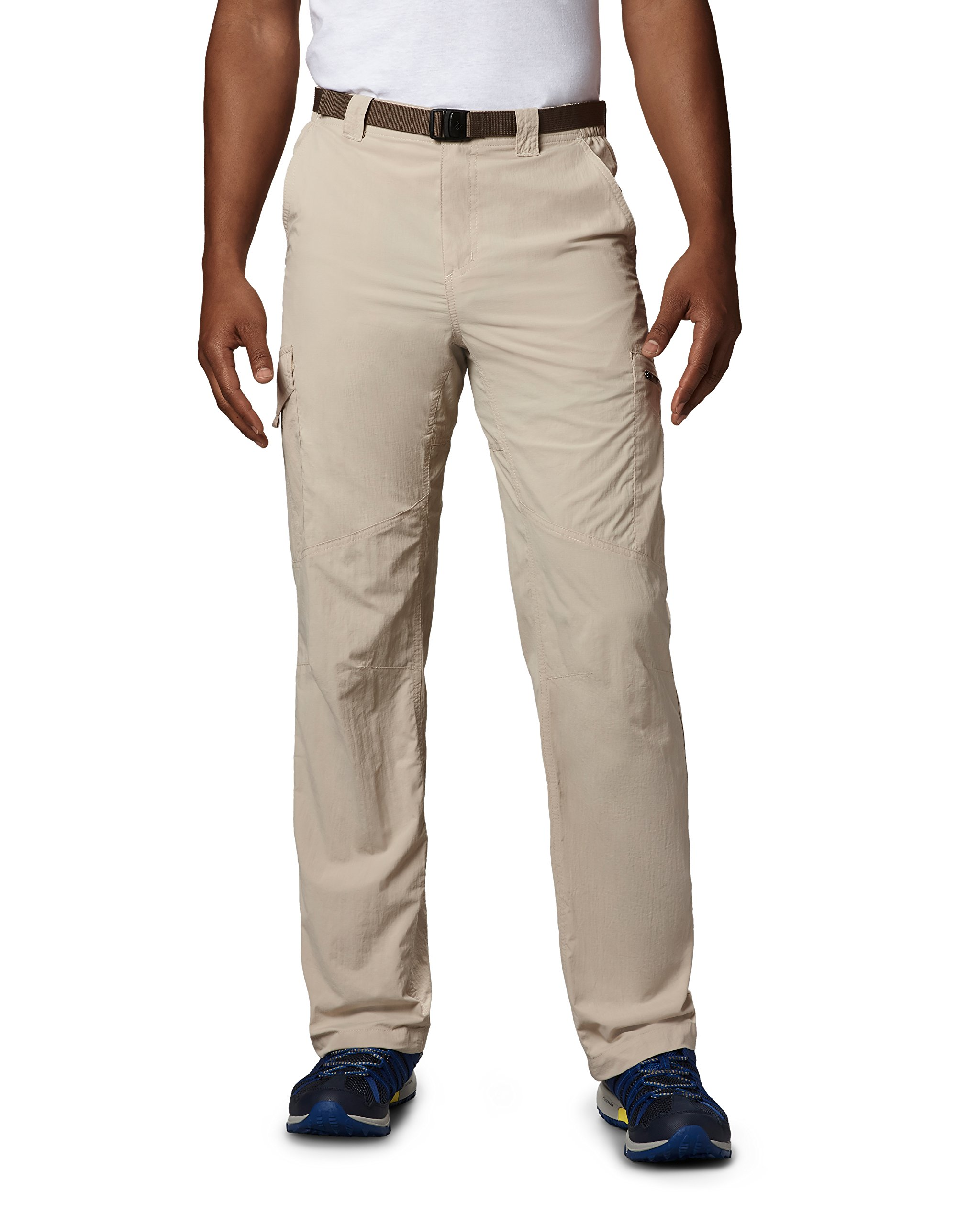Columbia Men's  Men's Silver Ridge Cargo Pant , Fossil, 30x32 by Columbia (Image #1)