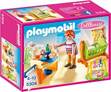 Playmobil New Spares Child Figure Potty car seat Cot Bed Baby Nursery
