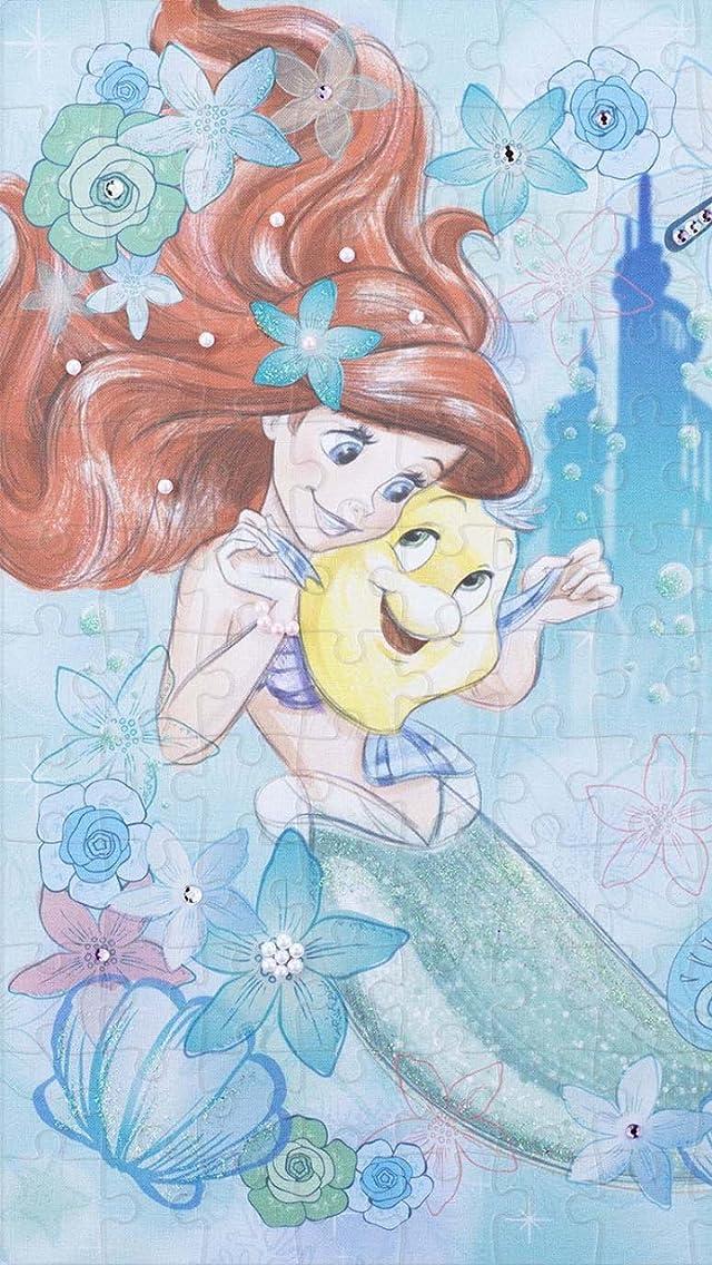 ディズニー リトル・マーメイド Ariel(アリエル) iPhoneSE/5s/5c/5(640×1136)壁紙 画像72988 スマポ