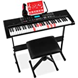 Best Choice Products 61-Key Beginners Complete...