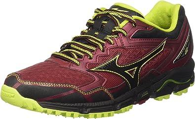 Mizuno Wave Daichi, Zapatillas de Running para Hombre: Amazon ...