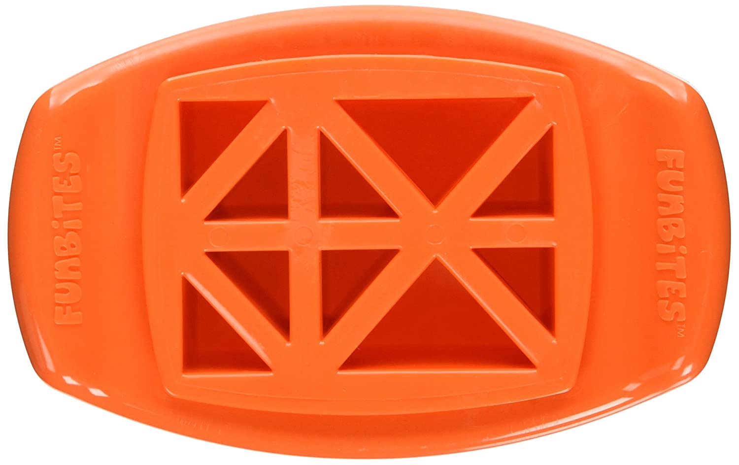 FunBites Food Cutter, Orange Triangles by FunBites   B00CVTQM8C
