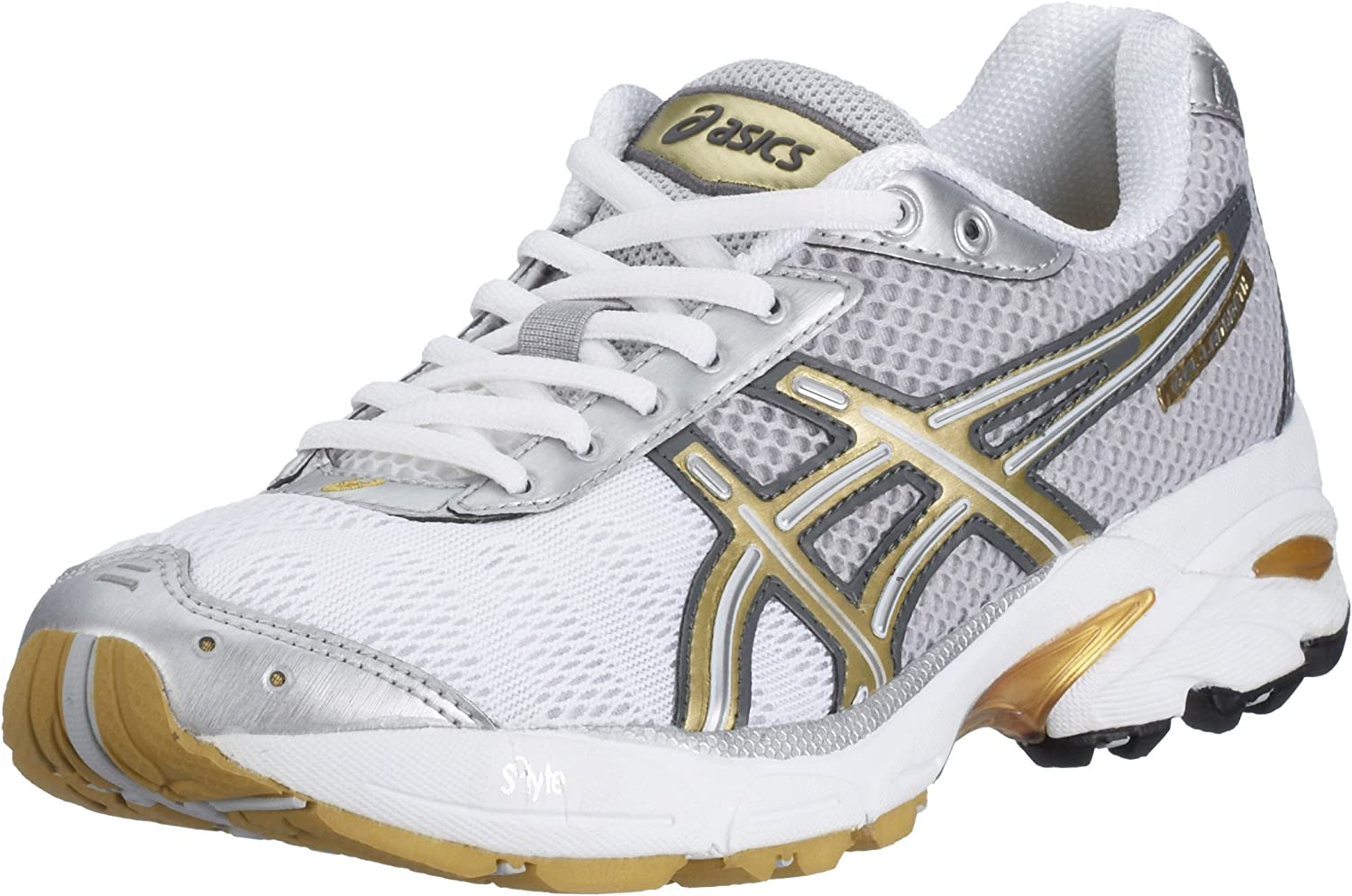 Asics Gel País Reth 3 tn760 – 9294 – Zapatillas de Running para Mujer, Color Blanco (Platinum 9294), Color Blanco, Talla 40.5 EU: Amazon.es: Zapatos y complementos