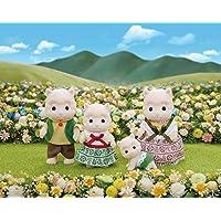 Sylvanian Families Woolly Alpaca Family Figurine