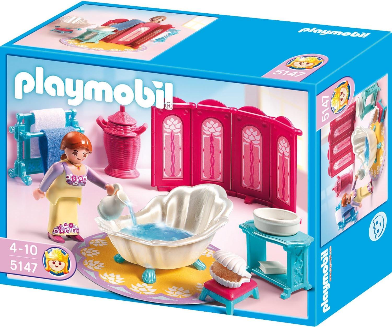 Playmobil 10 - Königliches Bad