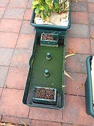Garden Patch Gp01gr 06 Grow Box Planter Boxes Patio Lawn Garden
