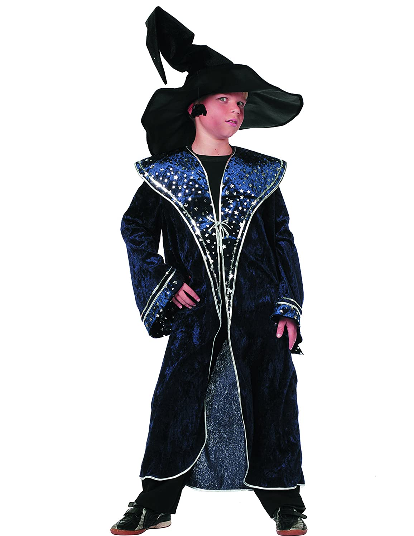 Disfraz de brujo de las estrellas niño: Amazon.es: Juguetes y juegos