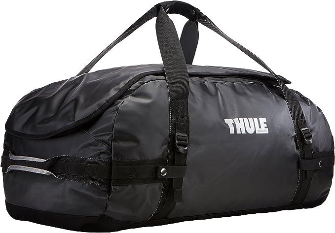 Thule Chasm 90L - Bolsa de Viaje, Color Negro: Amazon.es: Equipaje