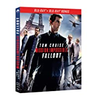 Mission: Impossible - Fallout [Blu-ray + Blu-ray bonus]