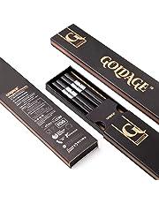 Goldage Fiberglass Dishwasher-safe Chopsticks